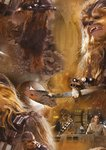 Jersey Star Wars Chewbacca