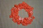 20 Baby Snaps T5 Farbe B17 Melon Orange