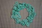 30 Baby Snaps T5 Farbe B19 Pastel Green (Mint)