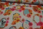 Canvas Baumwolle Fabric Fever by Cherry Picking