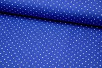 Baumwolle Small Dots by Poppy cobalt 003