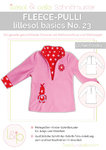 Lillesol Basics No.23 Fleece-Pulli