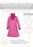Lillesol Basics No.46 Winterkombi Kleid & Shirt