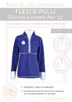 Lillesol Women No.12 Fleece-Pulli