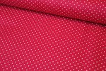Baumwolle Small Dots by Poppy Cerise 018