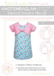 Lillesol Basics No.48 Knotenraglan Kleid, Shirt